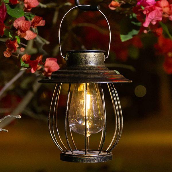 Solar Lanterns Outdoor Waterproof to Hanging