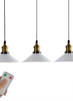 Pendant Light Battery Operated Remote Control