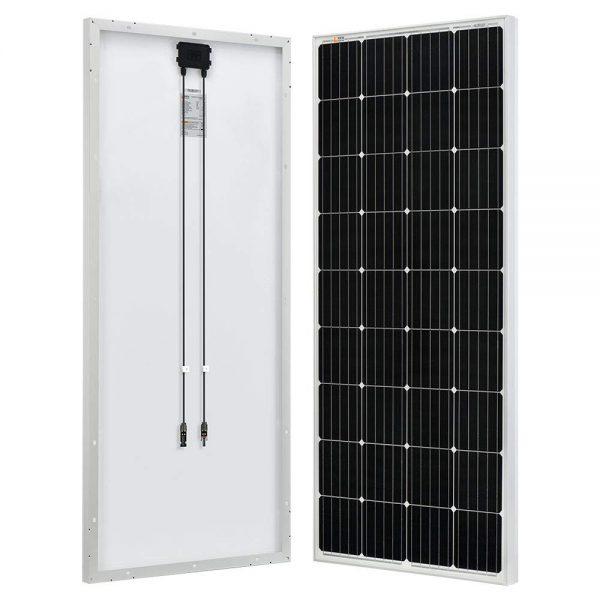 RICH SOLAR 170 Watt 12 Volt Moncrystalline Solar Panel