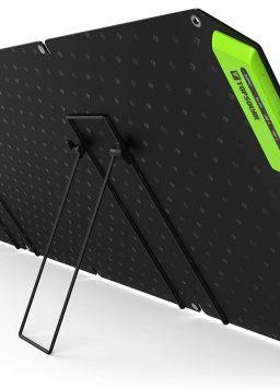Upgrade Topsolar 120W Foldable Portable Solar Panel