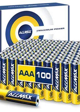 AAA Maximum Power Alkaline Batteries