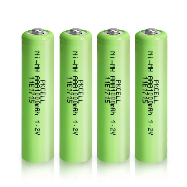 AAA Rechargeable Battery for Solar Lights