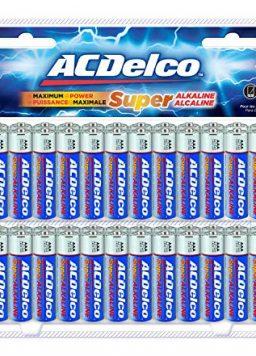 Maximum Power Super Alkaline Battery