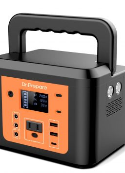Solar Generator Outdoor Battery Backup Supply