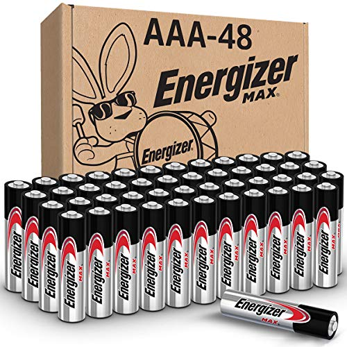 Energizer AAA Batteries (48 Count)