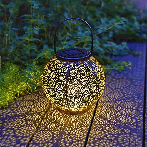 Solar Lanterns Outdoor Hanging Lights Decorative