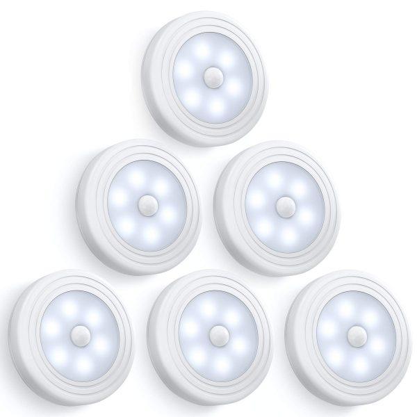 Motion Sensor Light, Closet Light, Wall Light