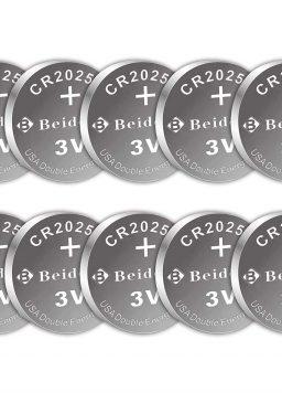 3V Lithium Coin Battery CR2025