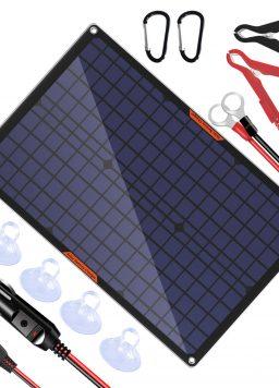 OYMSAE 30 Watt 12 Volt Solar Panel Solar Trickle Charger