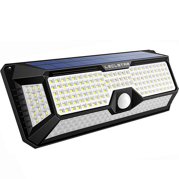 Solar Lights Outdoor,Motion Sensor New Upgrade