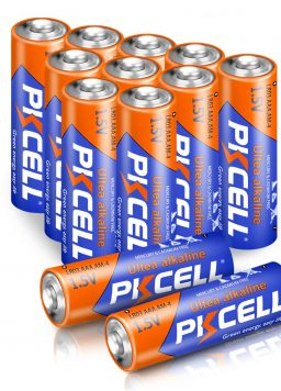 PKCELL AAA Alkaline Battery 1.5V LR03