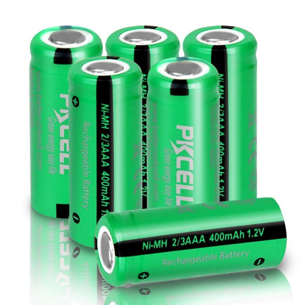 AAA Size NiMH Rechargeable Battery 400mah