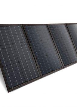 100W Portable Solar Panel, Folding Solar Panel Kit