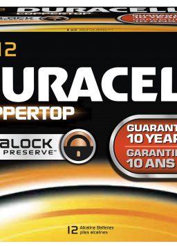 Duracell MN1400 CopperTop Alkaline-Manganese Dioxide Battery