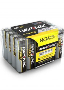 Rayovac AA Batteries Ultra Pro Set