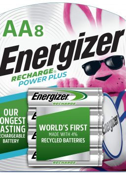 Rechargeable AA Batteries 2300 mAh Energizer