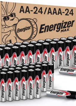 Energizer MAX AA Batteries, AAA Batteries Combo Pack