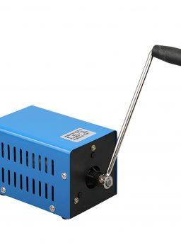Power Charger Emergency Hand Crank
