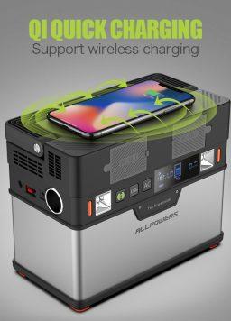 100500mAh Power Bank Refrigerator TV Drone Laptop Phones