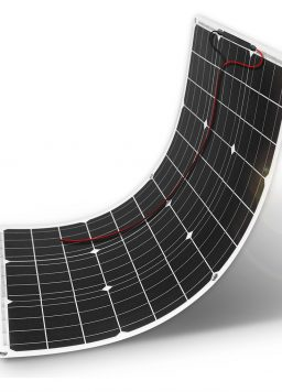 Flexible Solar Panel China 12V Battery Charge