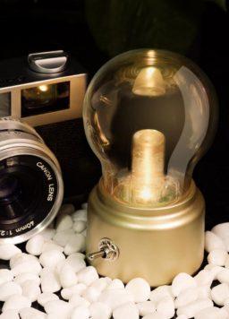 Vintage LED Bulb Night Light Retro USB 5V