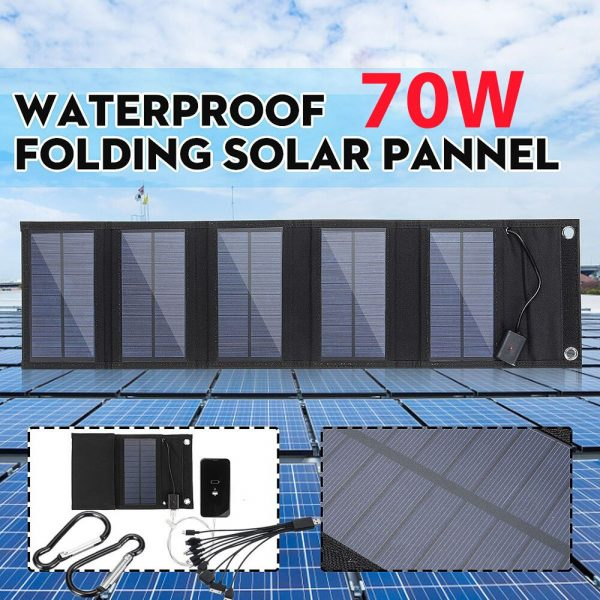 Solar Cell Folding Waterproof Solar Panel