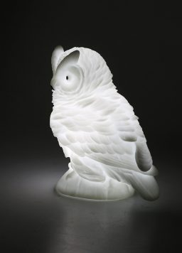 LED Owl Night Lamp Battery Powered