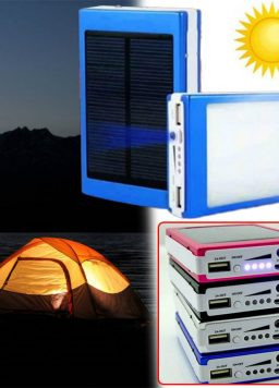 Solar Power Panel Home DIY Phone Charger