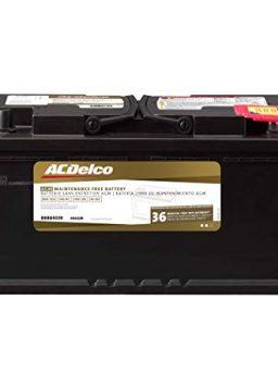 Professional AGM Automotive BCI Group 49 Battery