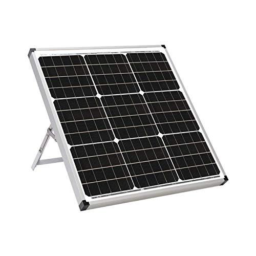 ff-Grid Solar Power for RV Battery Charging
