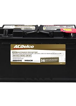 ACDelco Gold 36 Month Warranty