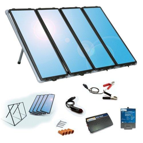 60W Solar Charging Kit