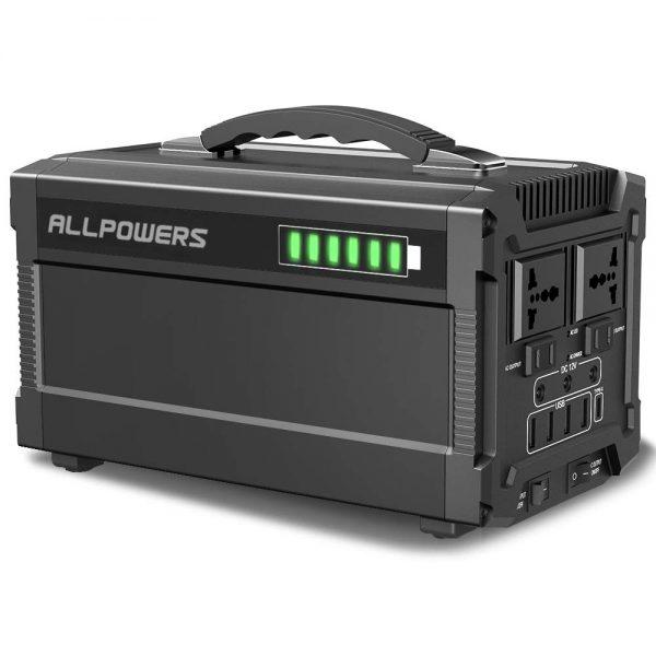 ALLPOWERS Mini Portable Power Station