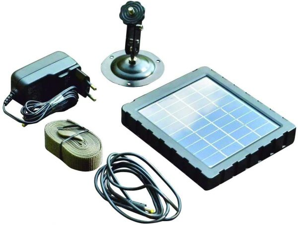 Reveal Camera Compatible Solar Charger Kit