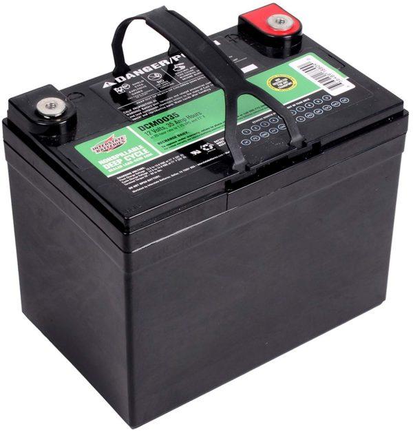 12V 35Ah Deep Cycle Battery Interstate Batteries