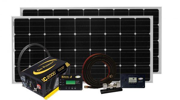 Solar Elite Complete Solar and Inverter System