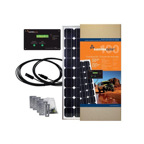 Samlex America Solar Charging Kit